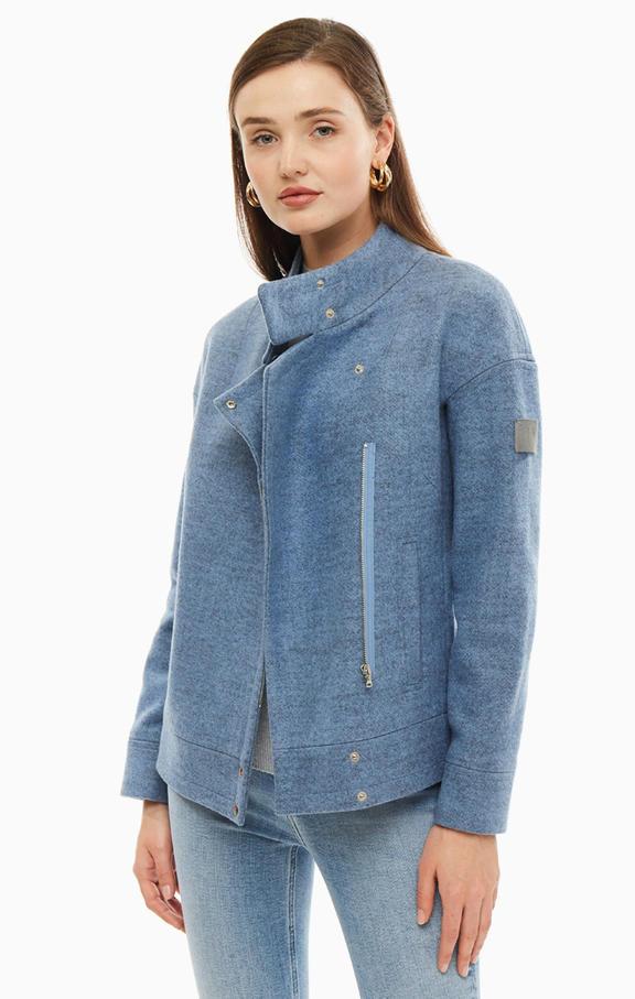 Куртка женская Novaya синяя