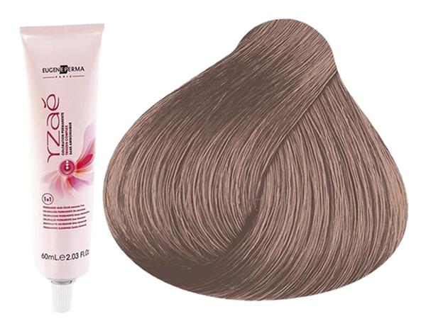 Краска для волос Eugene Perma Yzae светлый блондин пепельный перламутровый 8,12 60 мл