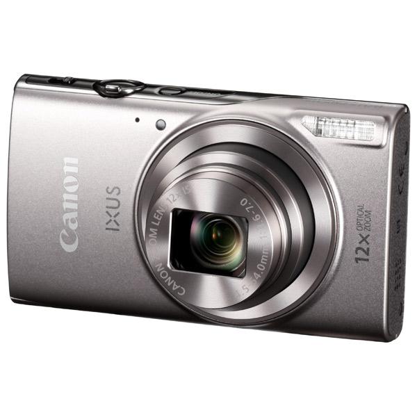 Фотоаппарат цифровой компактный Canon Digital Ixus 285 HS Silver