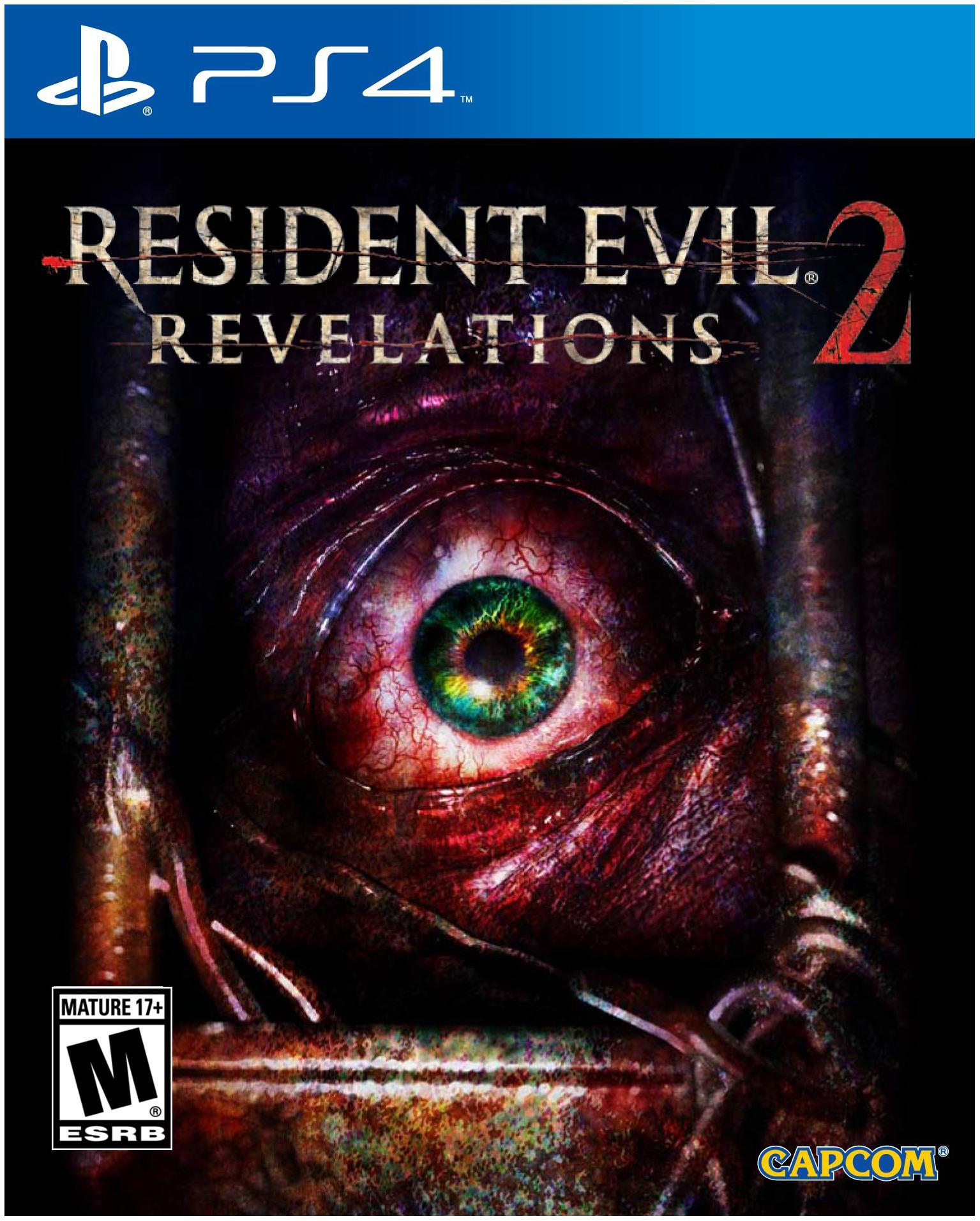 Игра Resident Evil. Revelations 2 для PlayStation 4 фото