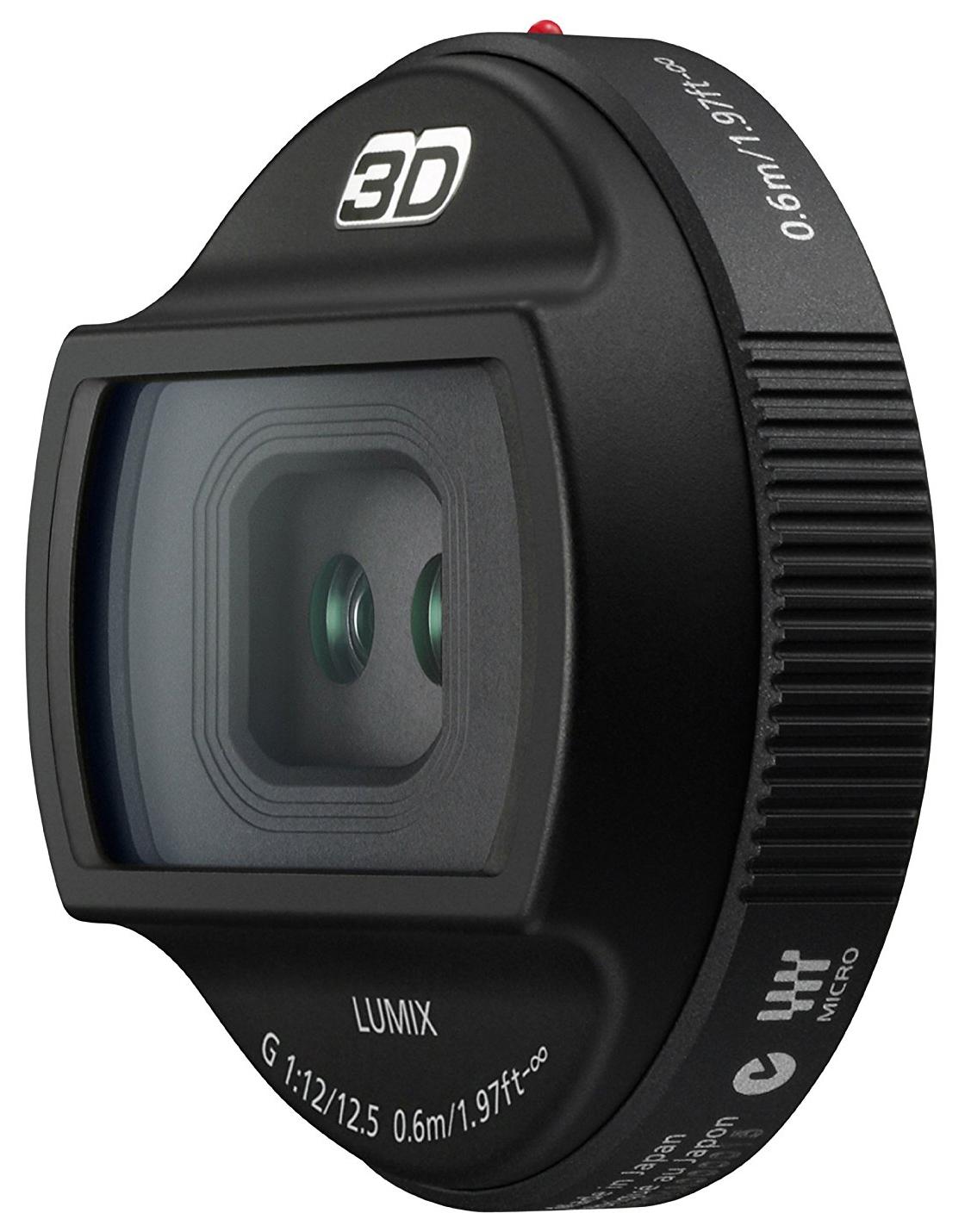 Объектив Panasonic Lumix G 12.5mm f/12