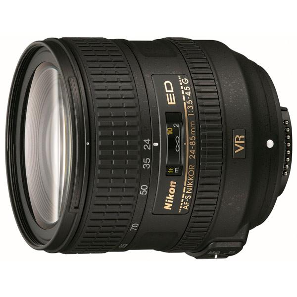 Объектив Nikon AF-S Nikkor 24-85mm f/3.5-4.5G ED VR