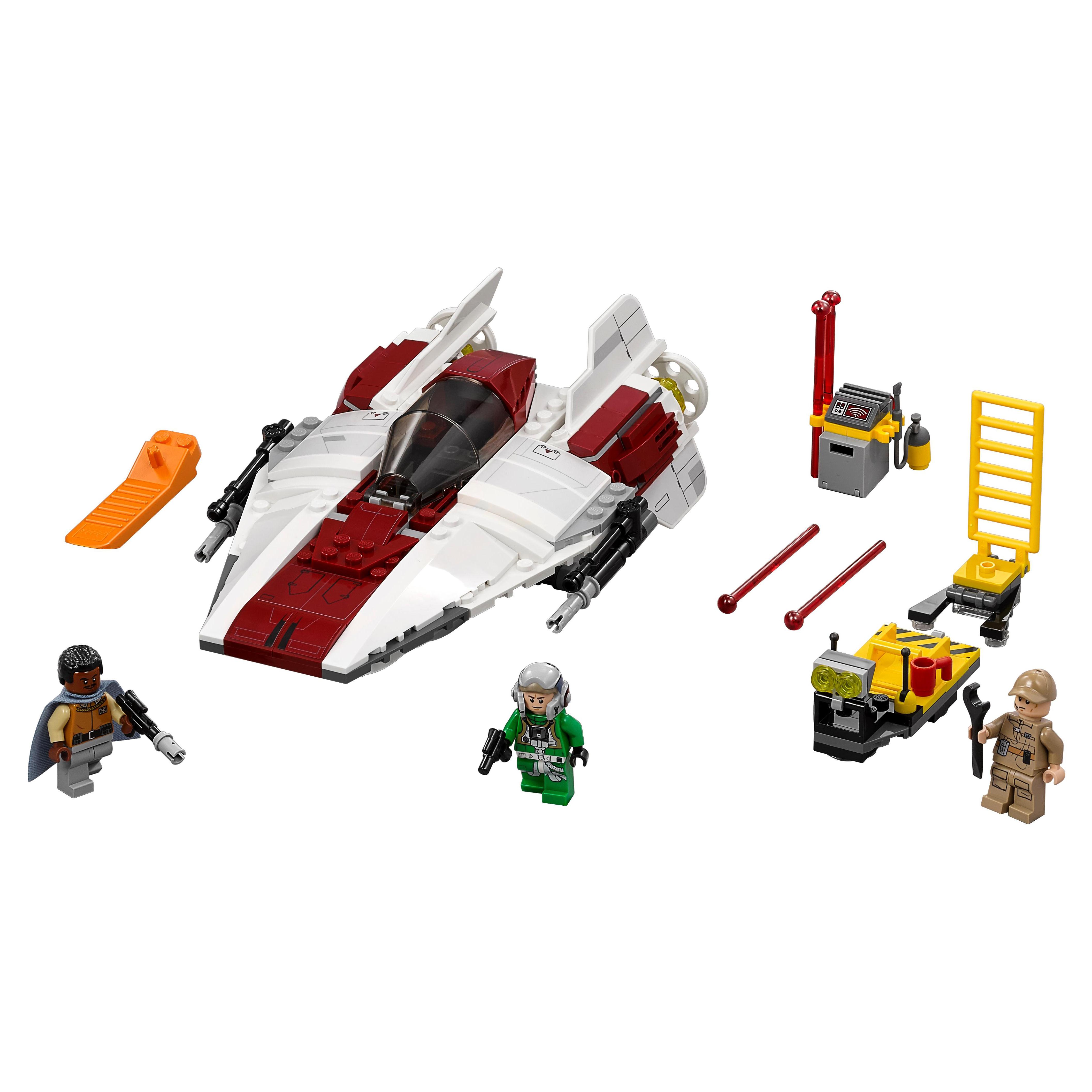 Конструктор LEGO Star Wars Звёздный истребитель типа