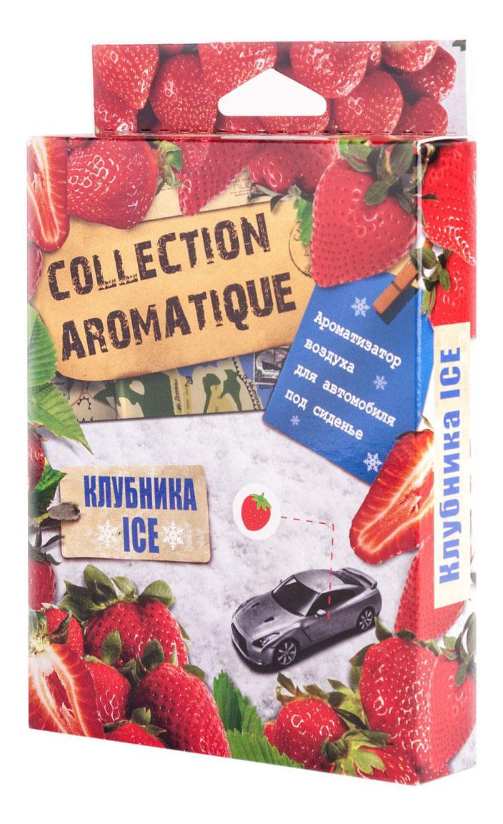 Автомобильный ароматизатор Fouette Клубника Ice CA-10