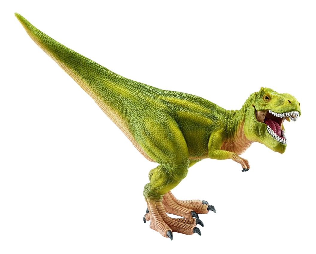 Купить Фигурка Schleich Dinosaurs Тираннозавр Рекс зеленый, Фигурки животных