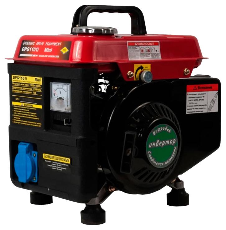 Бензиновый генератор DDE DPG 1101 i