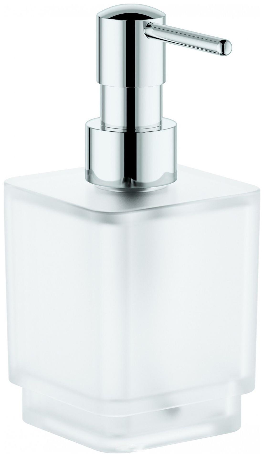Дозатор для мыла Grohe Selection Cube 40805000 Хром фото