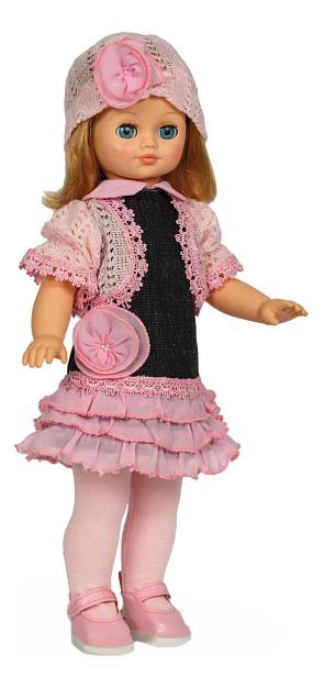 Купить Лиза в вязаной шапочке со звуком 42 см, Кукла Весна Лиза в вязаной шапочке со звуком, 42 см, Интерактивные куклы