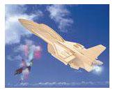 Купить Самолет F16, Модель для сборки Чудо-дерево Самолет F16, Чудо-Дерево, Модели для сборки