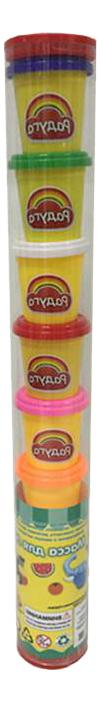Набор для лепки из пластилина Abtoys Масса для лепки