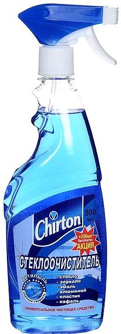 Чистящее средство для стекол Chirton морская свежесть