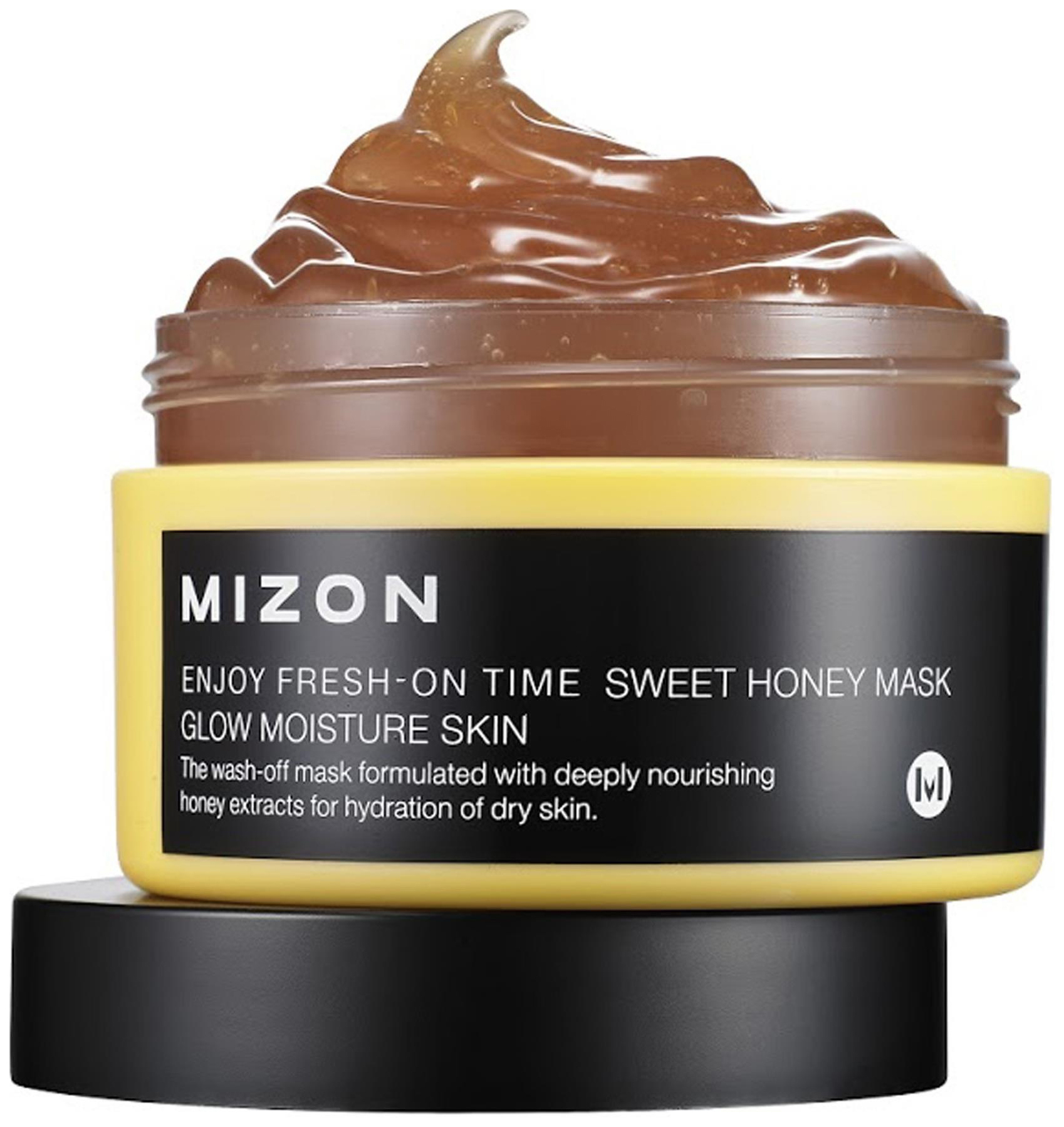 Купить Маска для лица MIZON Enjoy Fresh On-Time Sweet Honey Mask 100 мл