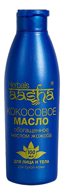 Купить Масло для тела Aasha Herbals Кокосовое 100 мл