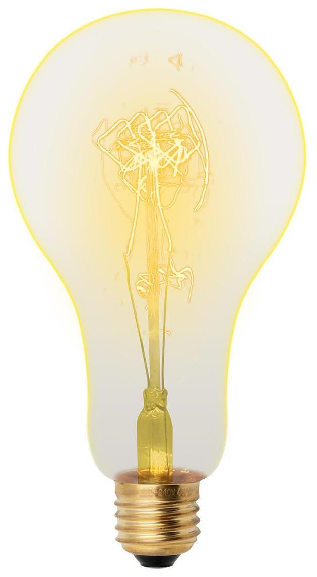 Лампа накаливания (UL 00000477) E27 60W груша