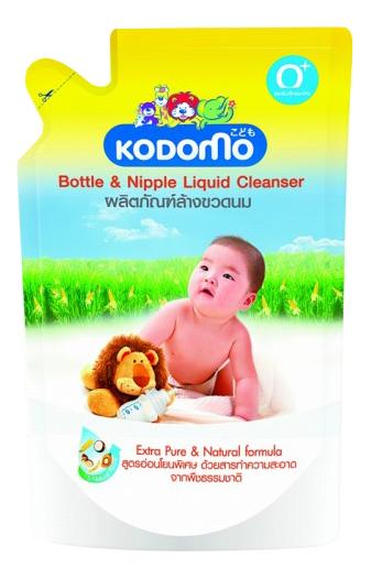 Средство для мытья детской посуды Kodomo Средство