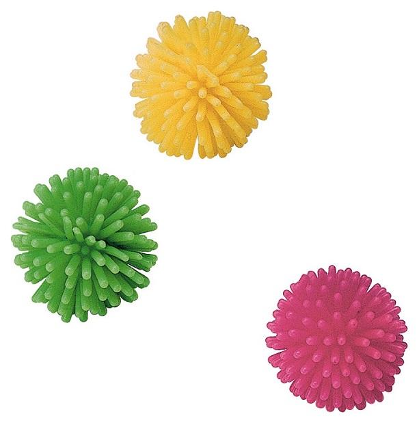 Мяч для кошек Ferplast, Резина, 3.5x3.5x3.5см