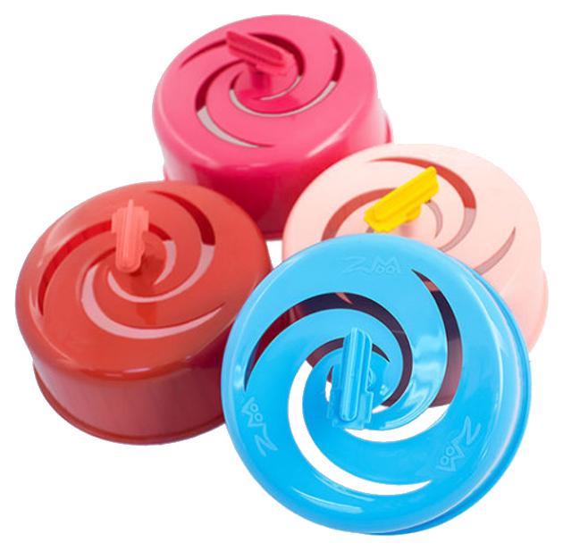 Беговое колесо для грызунов Дарэлл пластик, 9 см