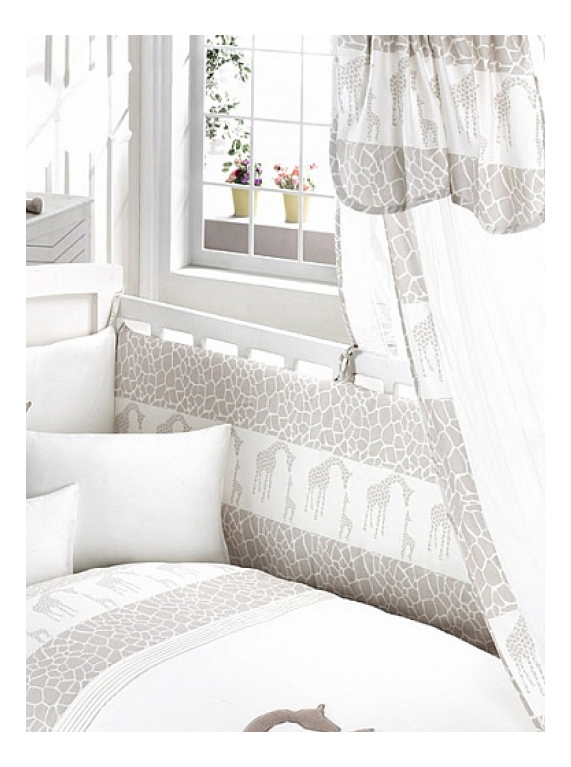 Балдахин для детской кроватки Bebe Luvicci Giraffe