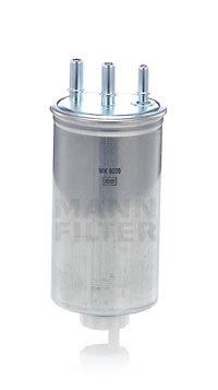Фильтр топливный MANN-FILTER WK8039 фото