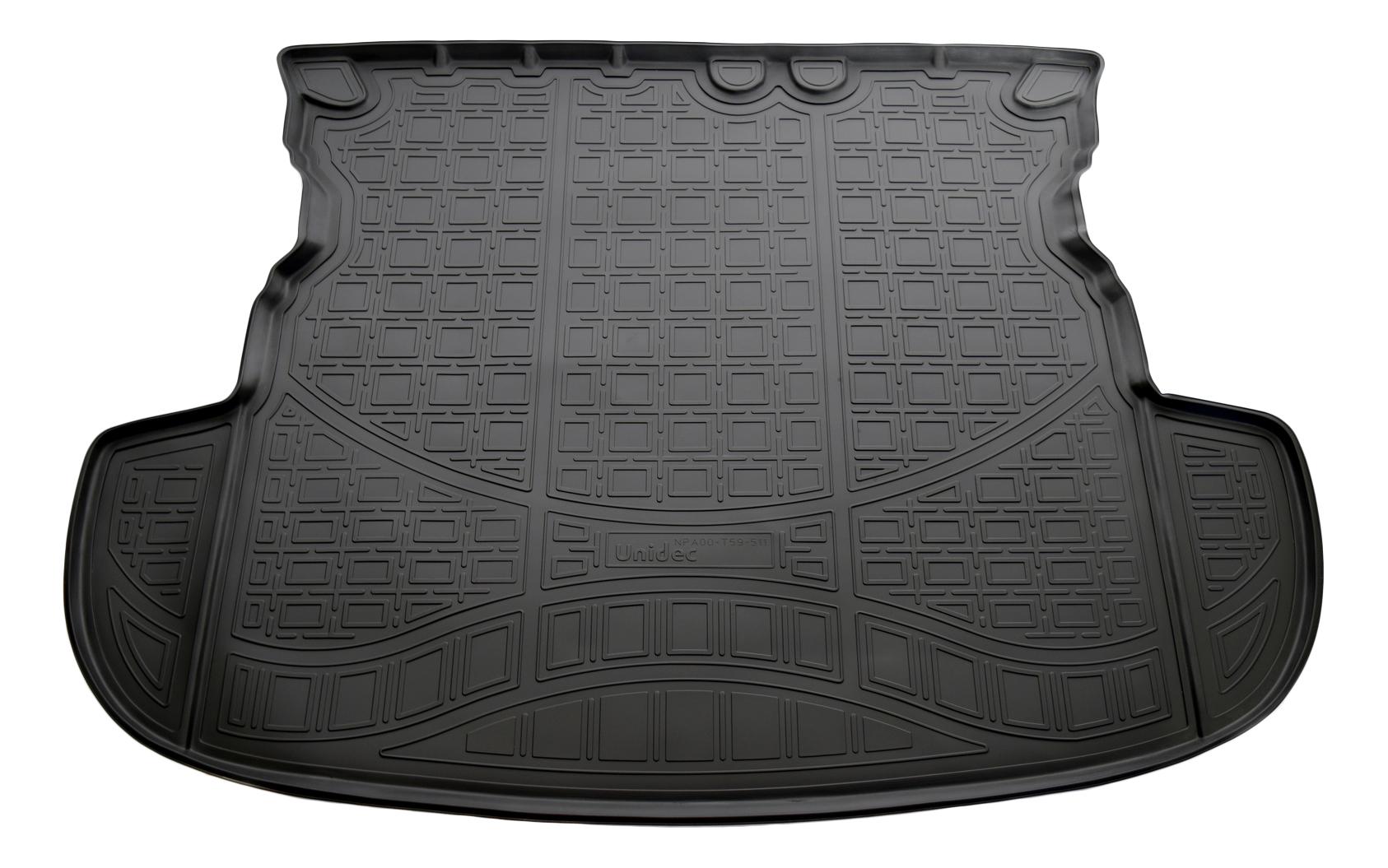 Коврик в багажник автомобиля для Mitsubishi Norplast (NPA00-T59-511)