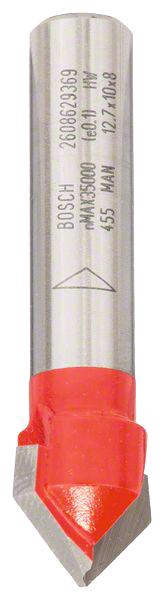 Фреза пазовая Bosch V 8x12,7x44,5 2608629369