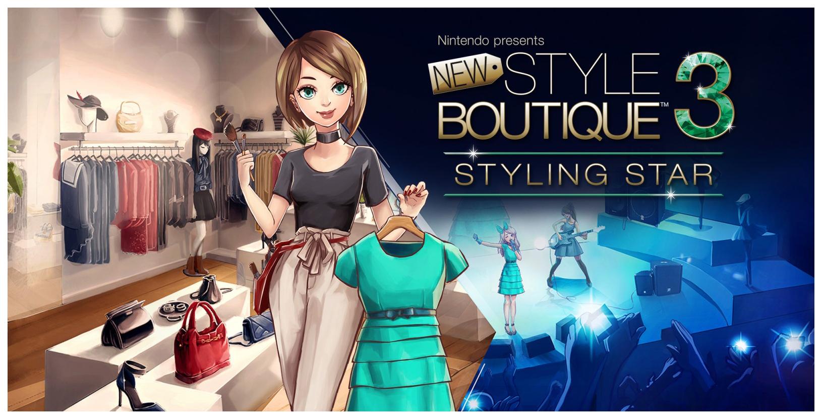 Игра New Style Boutique 3