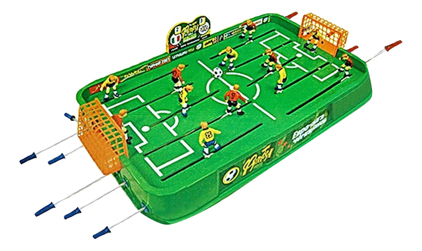 Купить Спортивная настольная игра Play Smart Футбол, PLAYSMART, Настольный футбол для детей