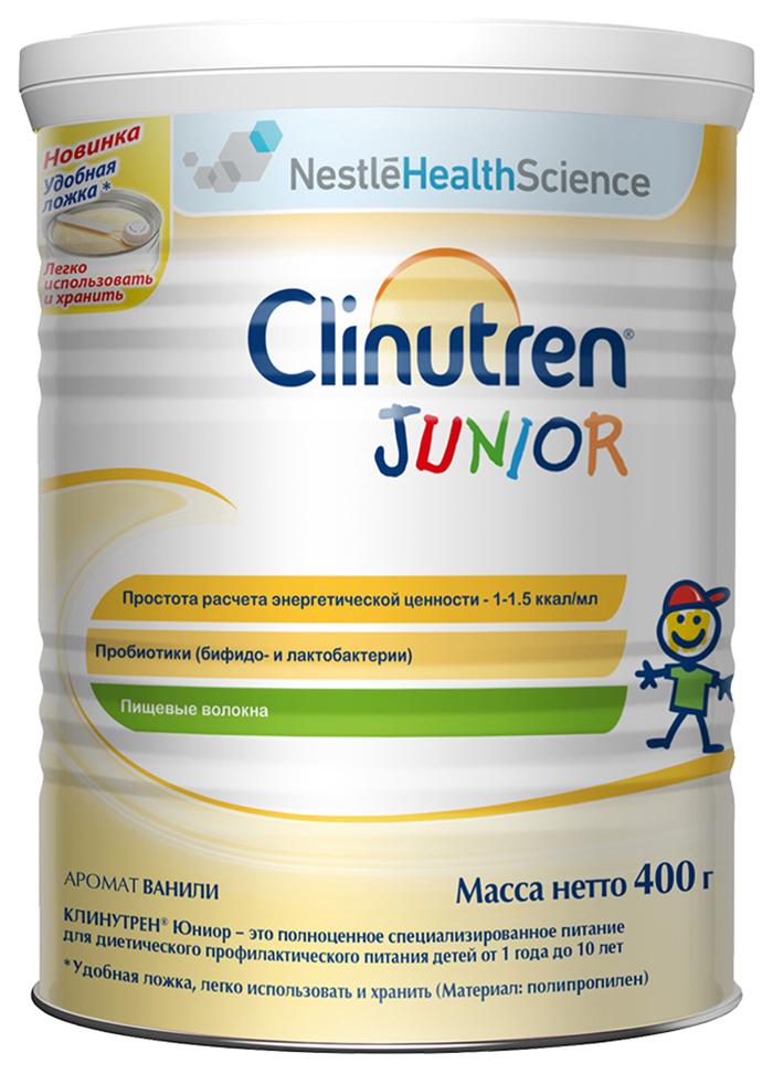 Купить Смесь Nestle Clinutren Junior от года 400 г, Детские смеси 3 (от года)