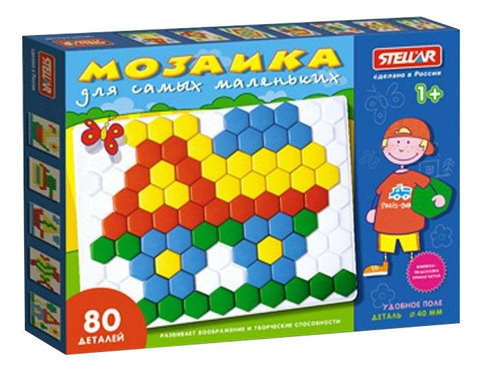 Купить Для самых маленьких 80 деталей, Мозаика Stellar для самых маленьких 80 деталей, Мозаики