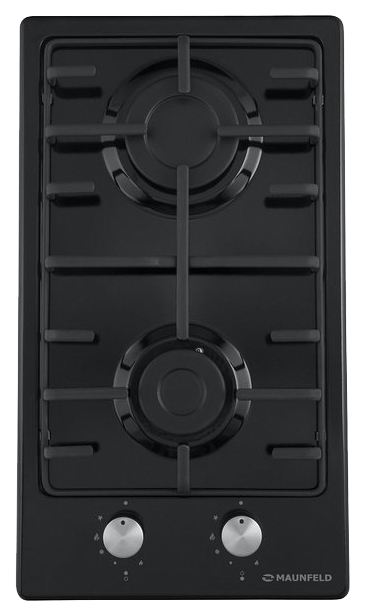Встраиваемая варочная панель газовая MAUNFELD EGHE.32.3EB/G Black фото