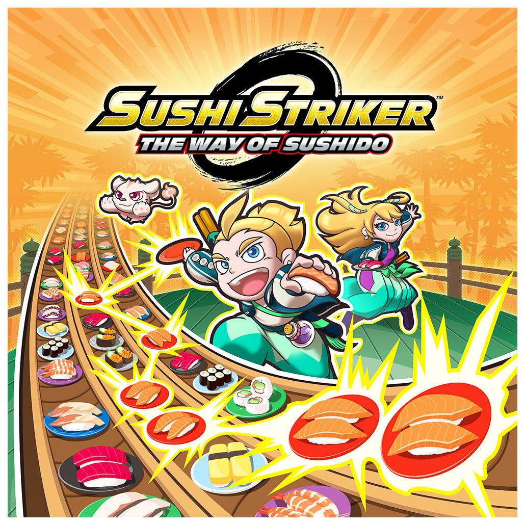 Игра Sushi Striker: The Way of Sushido