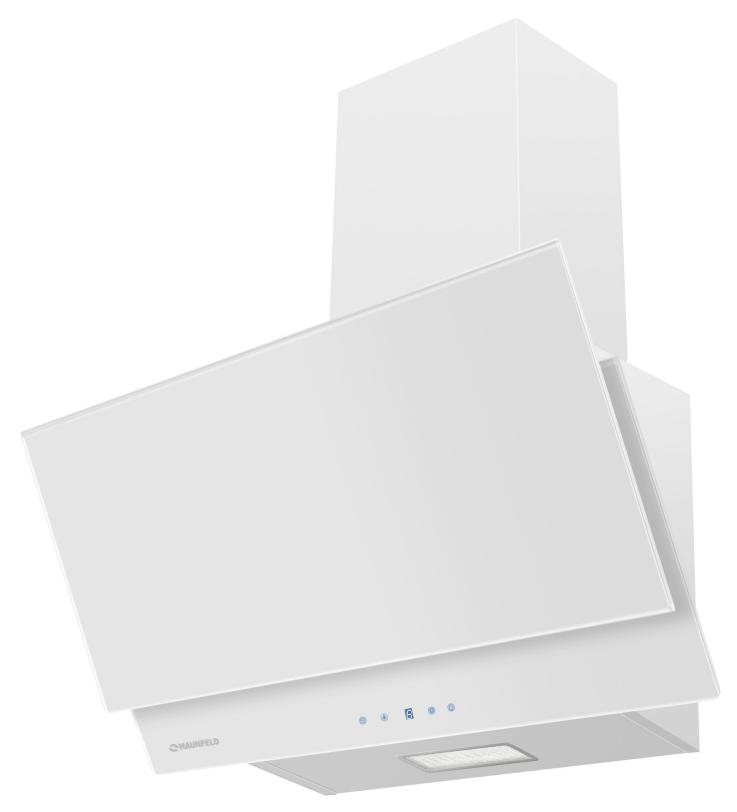 Вытяжка наклонная MAUNFELD Plym Soft 60 White