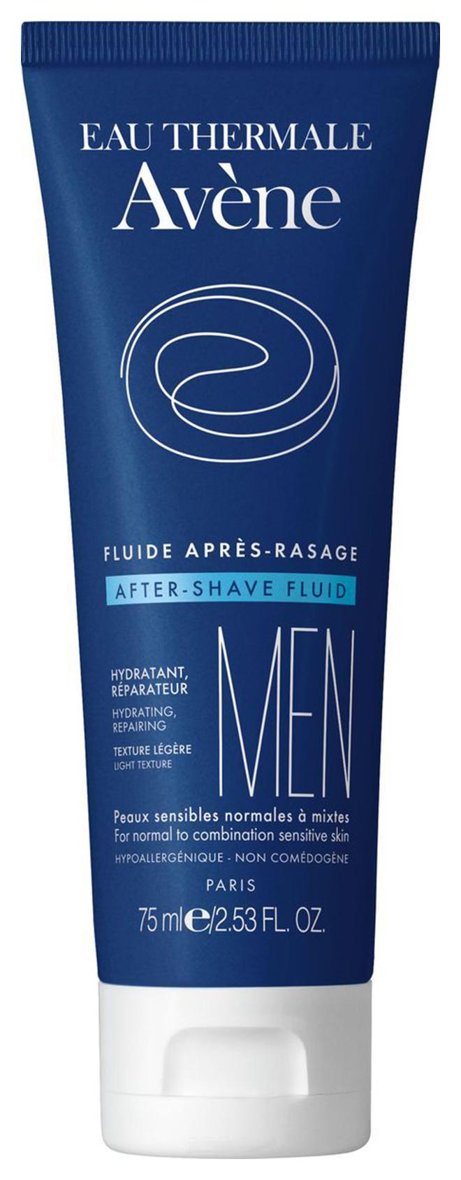 Купить Лосьон после бритья Avene For men для нормальной и чувствительной кожи 75 мл, Для нормальной и чувствительной кожи
