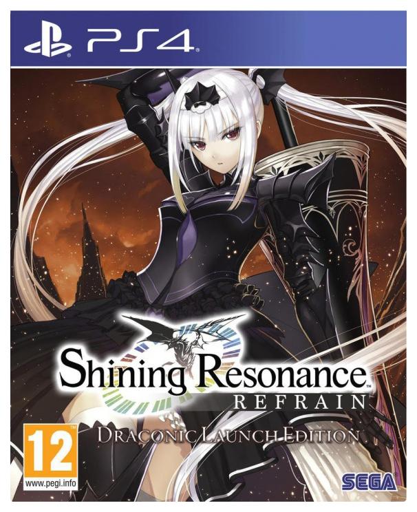Игра Shining Resonance Refrain для PlayStation 4 фото