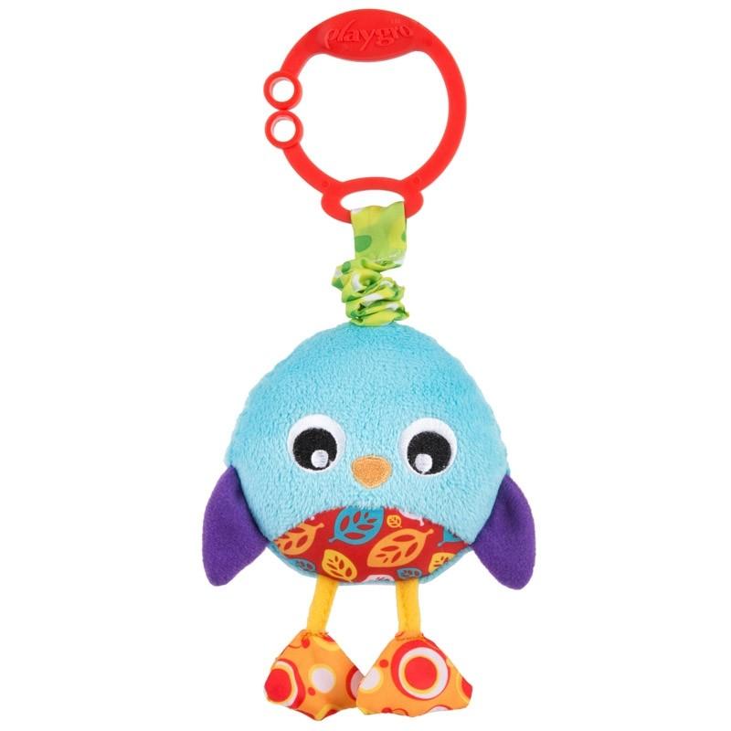 Игрушка подвеска Playgro Пингвин 0186973