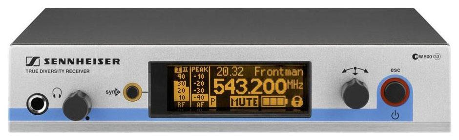 Радиоприемник Sennheiser EM 500 G3 A X