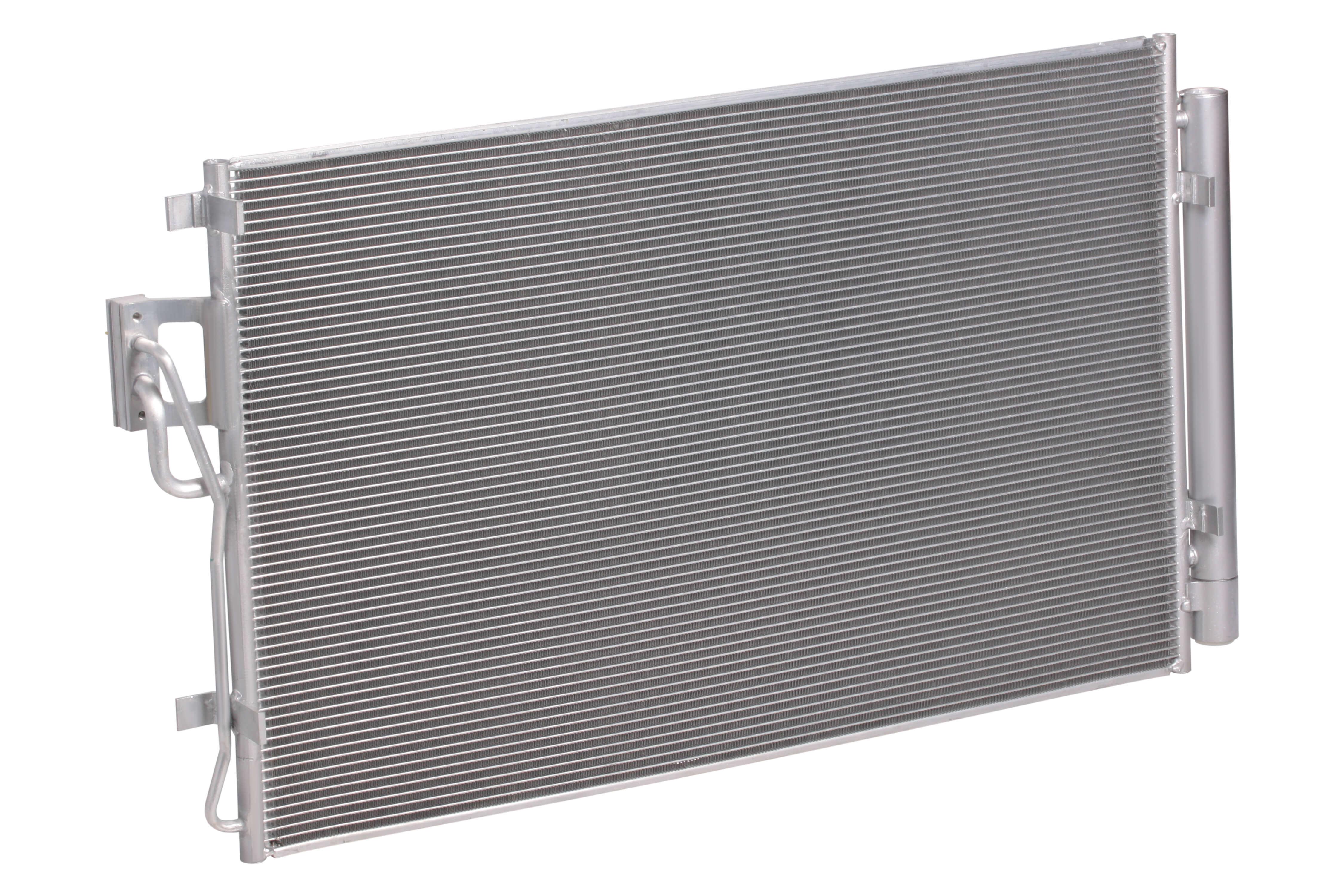 Радиатор кондиционера NISSENS 940743