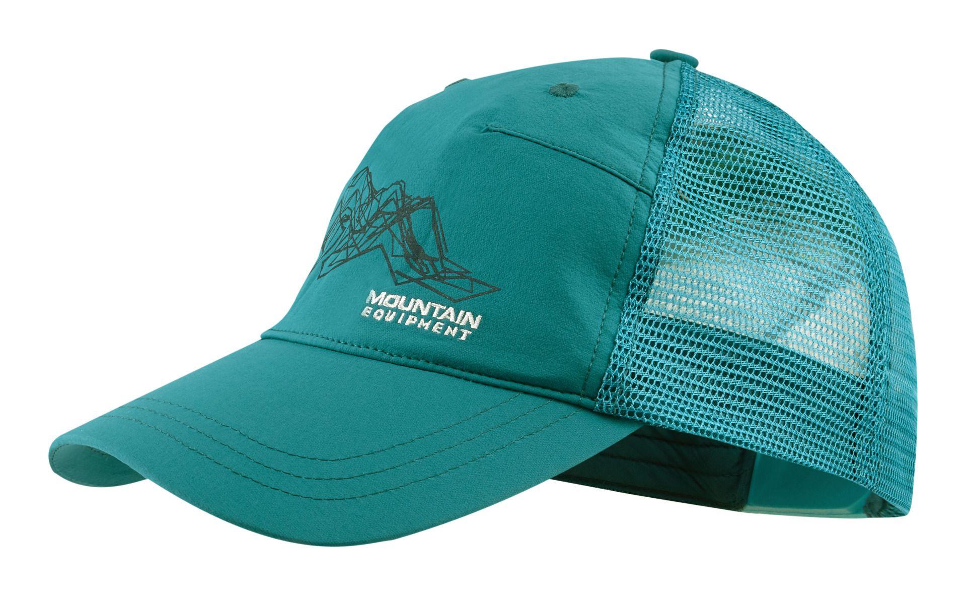 Кепка Mountain Equipment V13 Cap зеленая