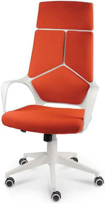 Офисное кресло IQ CX0898H-0-59 оранжевый