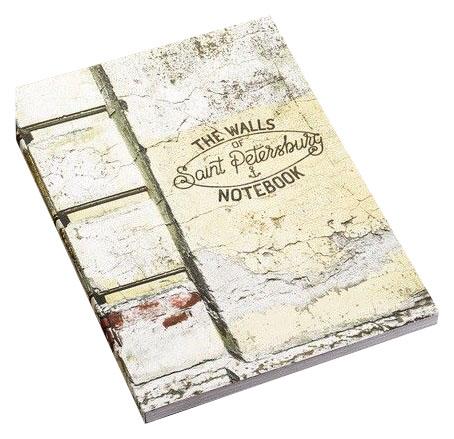 Блокнот Подписные издания «Стены Петербурга» A5 140 листов фото
