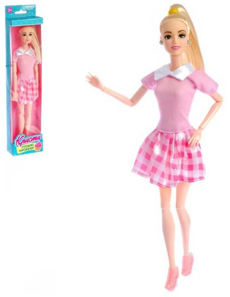 Кукла Happy Valley Кристи: готовлю пироженки 3043593