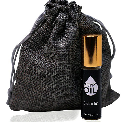 Парфюмерное масло EgyptOil Саладин 6 мл