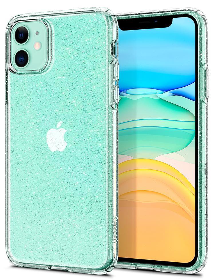 Чехол Spigen Liquid Crystal Glitter 076CS27181 для iPhone 11 Crystal Quartz