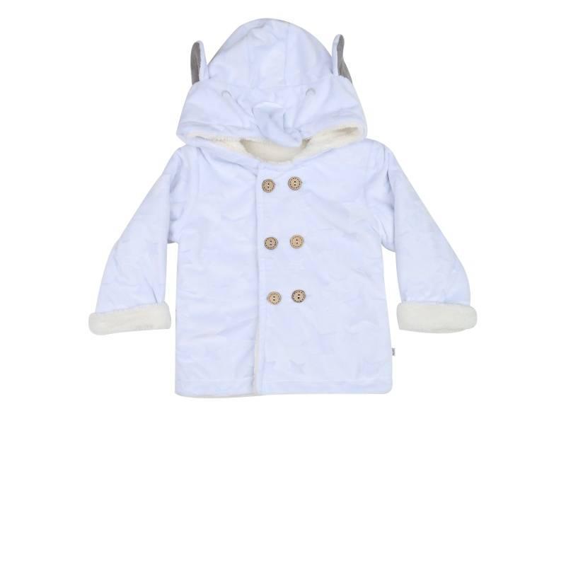 Купить 79002, Куртка BIBABY, цв. голубой, 68 р-р, Куртки для мальчиков