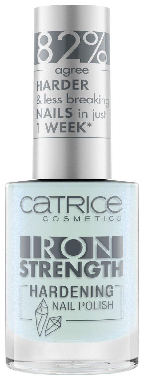 Лечебный лак Catrice Iron Strength Lucky Smaragd