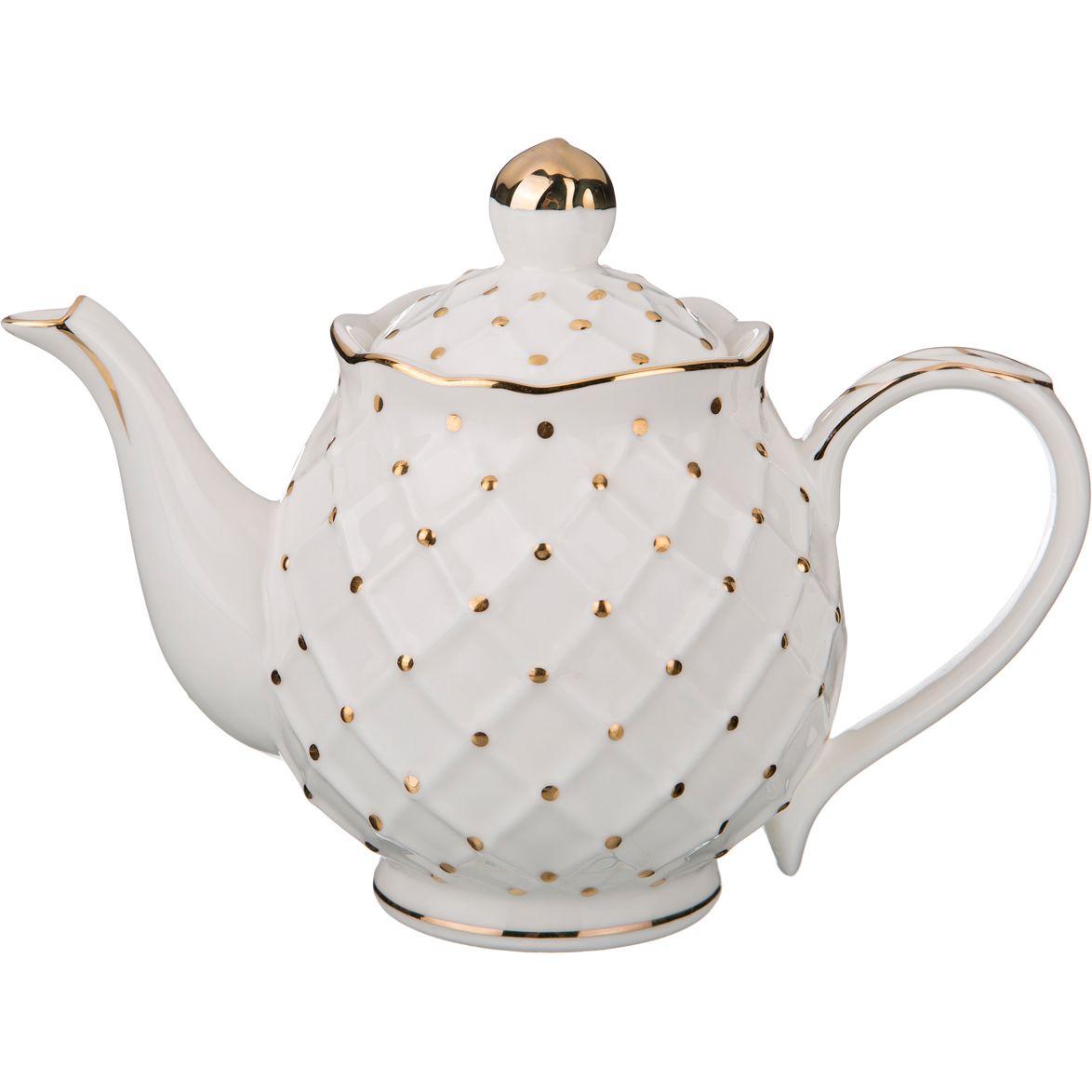 Заварочный чайник Lefard Bianca 530 мл