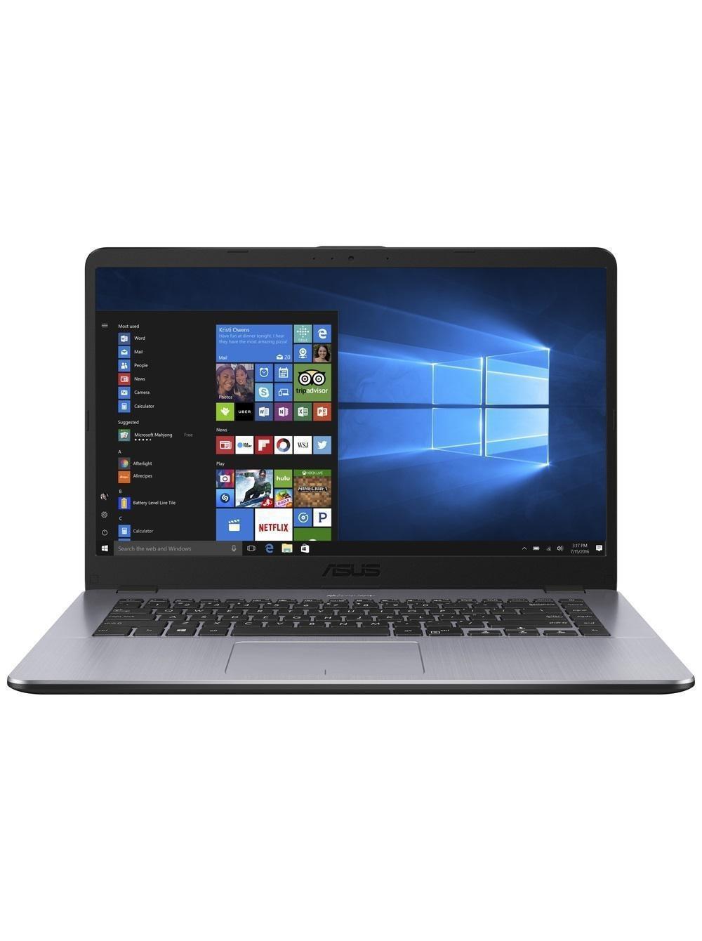 Ноутбук Asus X505ZA (Q1-19) Dark Grey Metal