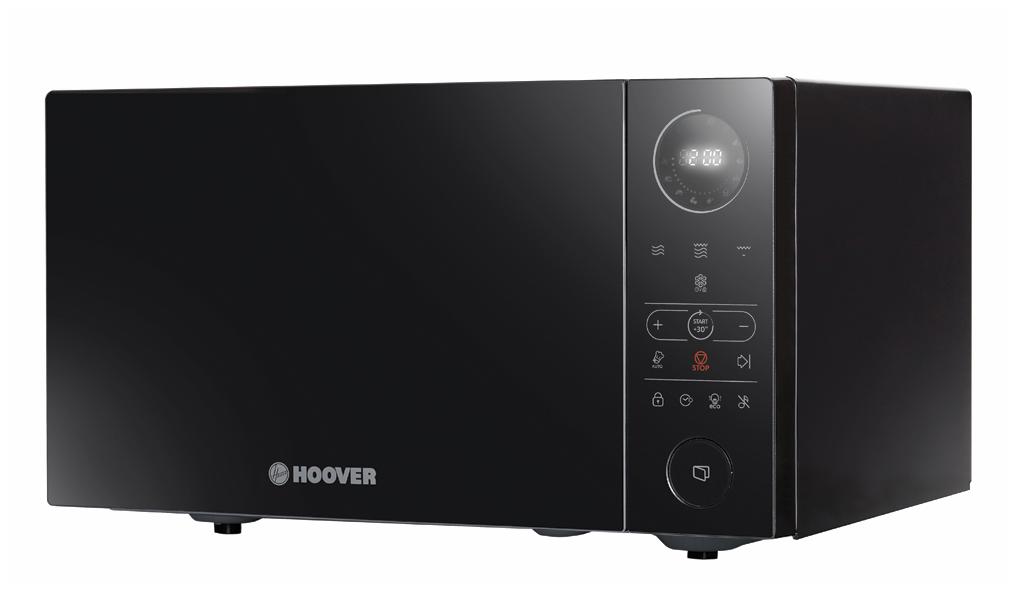Микроволновая печь соло Hoover HMG25STB Black CHEFVOLUTION HMG25STB
