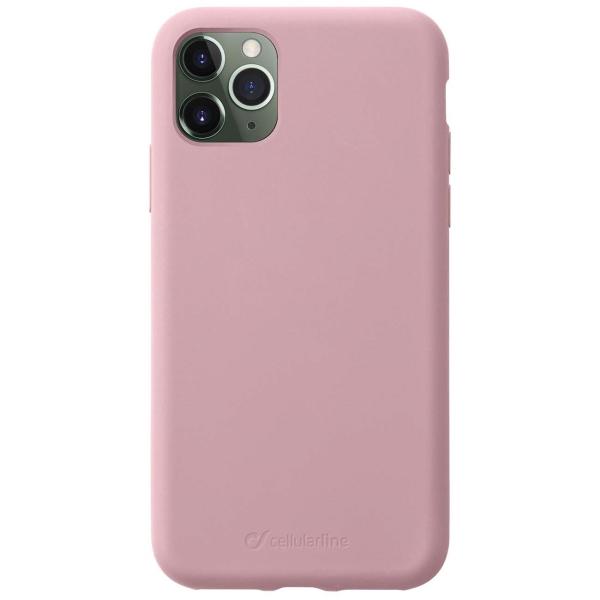 Чехол Cellular Line Sensation для Apple iPhone 11 Pro Max Pink