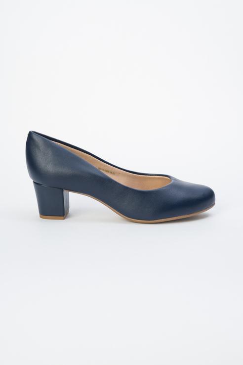 Туфли женские Beira Rio 253-16-BBR-16-ST синие 40 RU фото